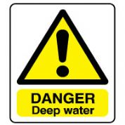 Warn133 - Danger Deep Water